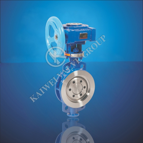 Wafer Multi-layer Hard seal Butterfly valve