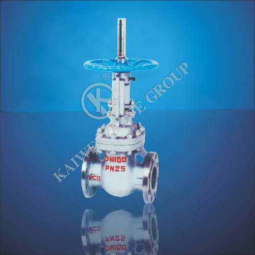 Automatic Compensation Balanced Double Parallel Gate Valve